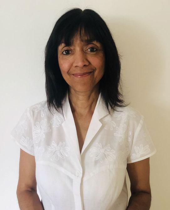CBT therapist Janice de souza